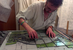 Blog - building Sunninghill window